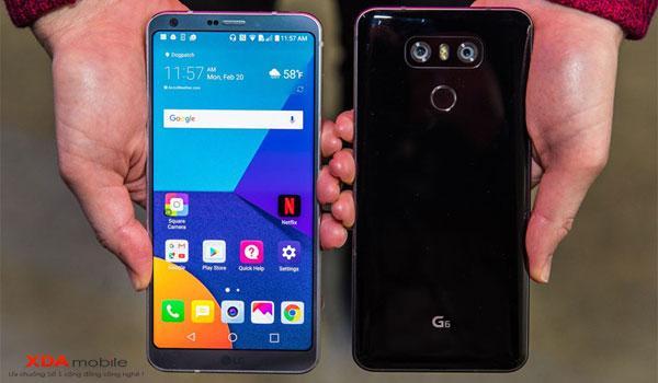 """15 """"mẹo"""" khi sử dụng LG G6 mà người dùng cần biết"""