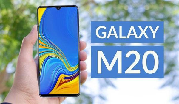Galaxy M10 và Galaxy M20 lộ giá bán hấp dẫn