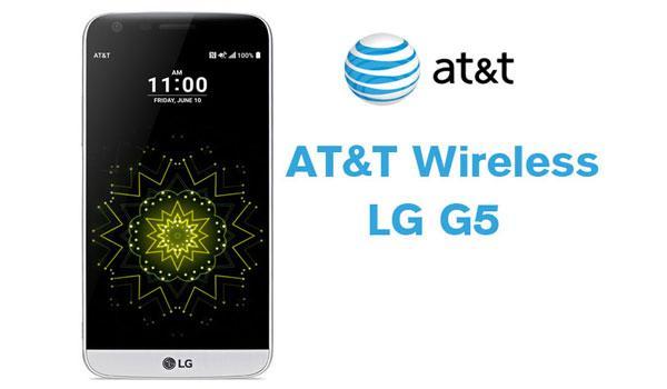 Hướng dẫn cài đặt 4G viettel LG G5 bản AT&T H820