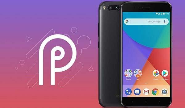 Một số người dùng Xiaomi Mi A1 đã nhận được cập nhật Android 9 Pie