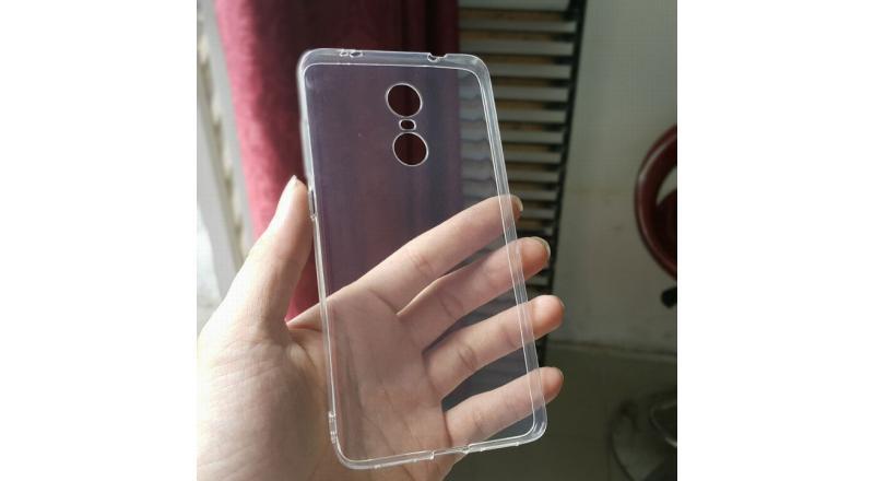 Ốp lưng Silicon Xiaomi Redmi Note 5