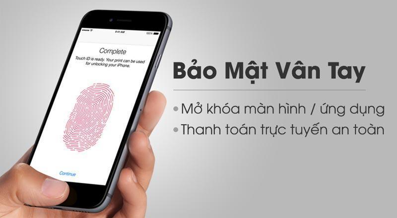 iPhone 6 Lock Chính Hãng