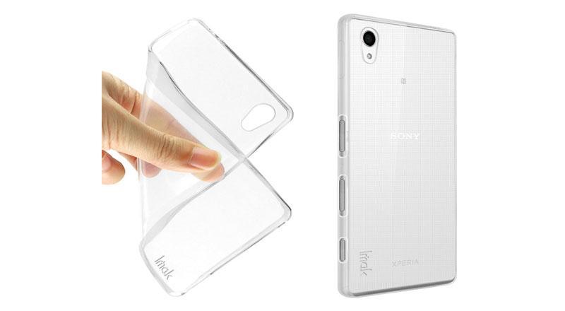 Ốp Lưng Silicon Sony Z5